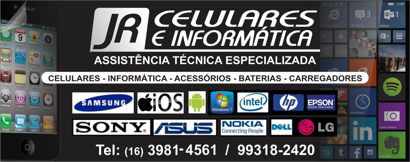 JR Celulares e Informática em Pradópolis